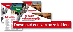 Klik hier om onze folders, to do list of flyer te downloaden!